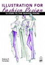 Illustration for Fashion Design : 12 Steps to the Fashion Figure (PAP/DVD)